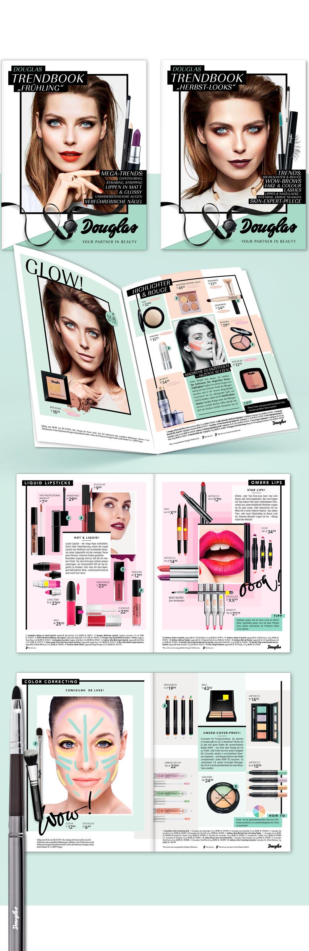 COEN Concept & Design Berlin - Douglas Make Up