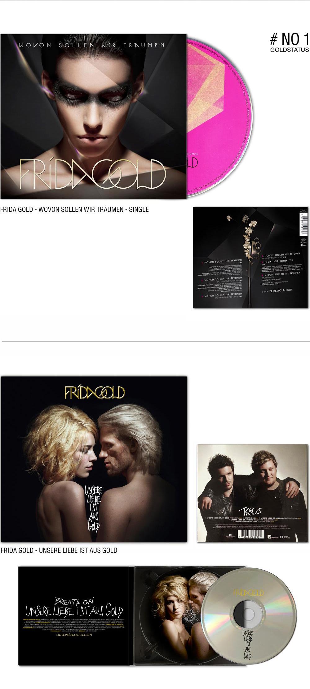COEN Concept & Design Berlin - Frida Gold