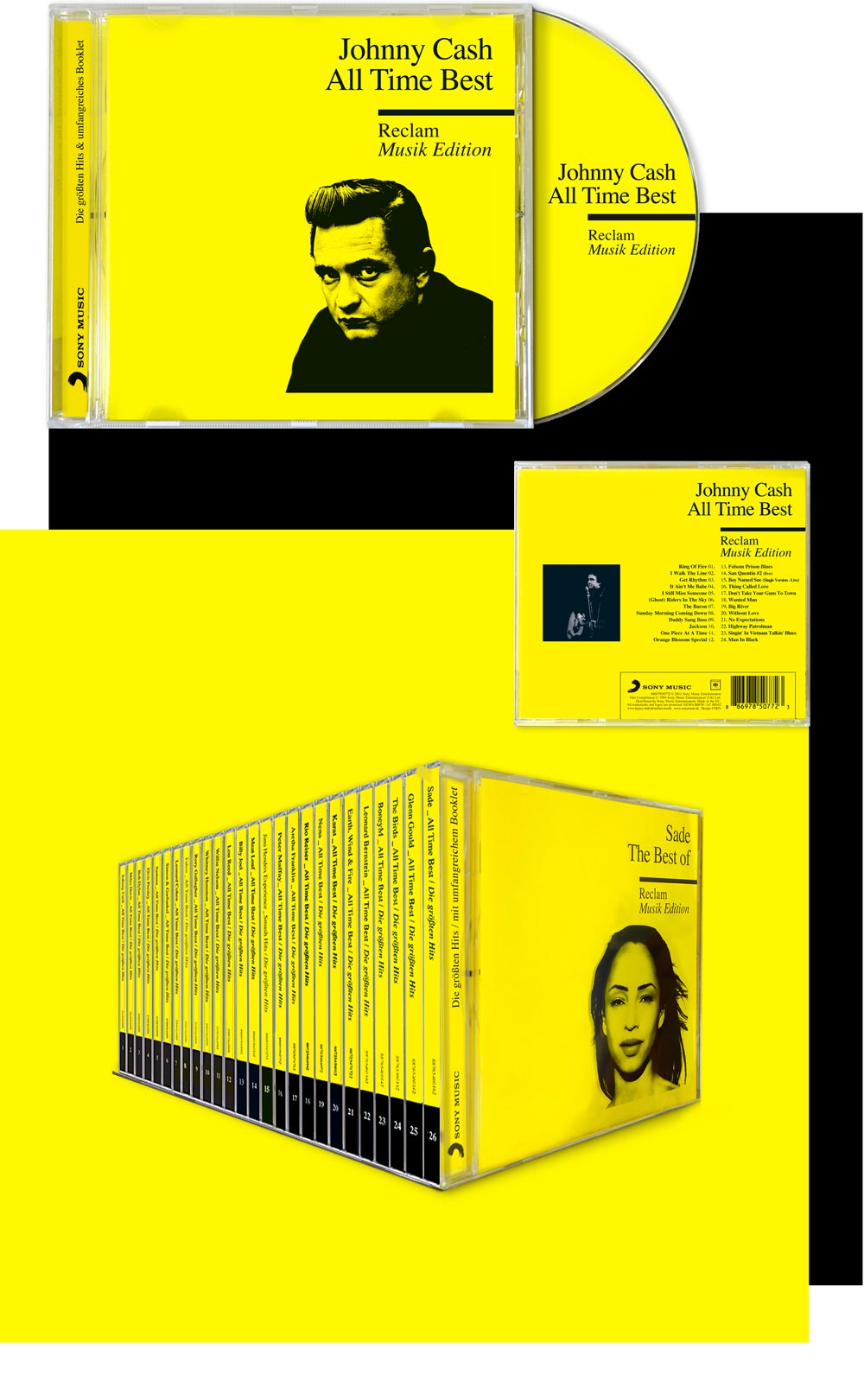 COEN Concept & Design Berlin - Reclam Music Edition
