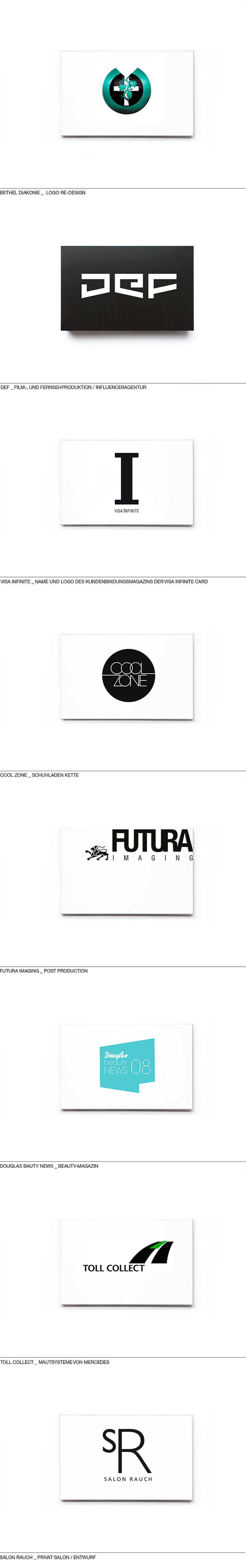 COEN Concept & Design Berlin - Logo Designs